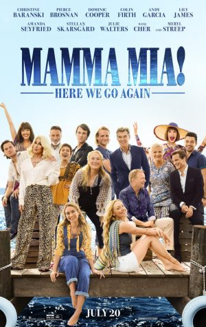 Mamma Mia! Here We Go Again: Kind Of A Disappointment