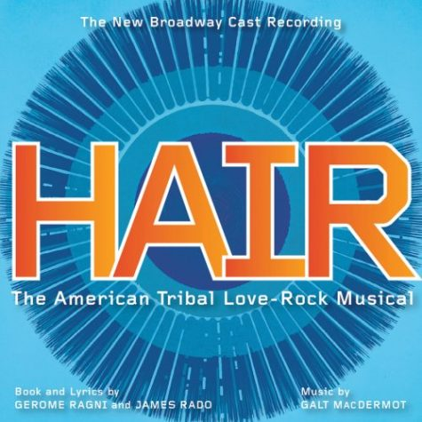 Hair The American Tribal Love-Rock Musical New Broadway Cast Recording