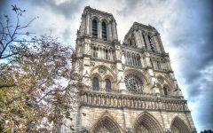 L'incendie de la cathédrale Notre-Dame (The burning of the Notre Dame cathedral)