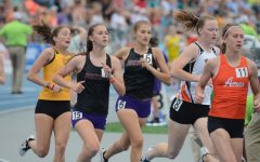 Boys and Girls Varsity Track Compete at State