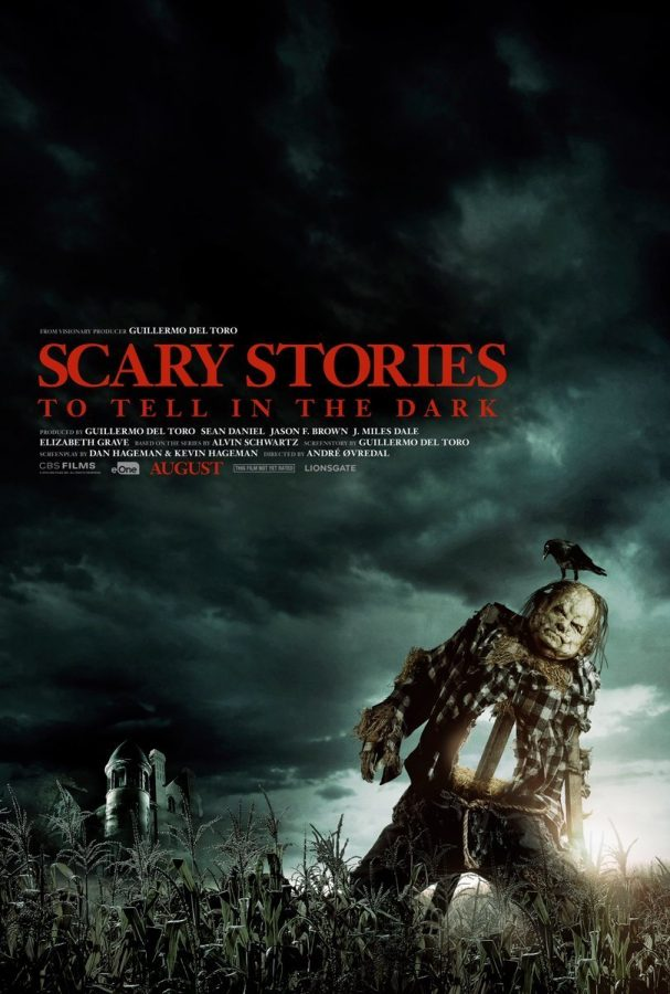 Scary Stories to Tell in the Dark, A Thrilling Instant Classic