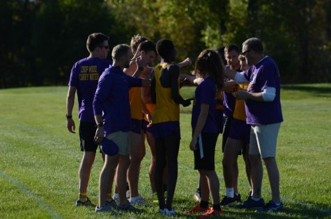 Track team places sixth at Ames Invitational