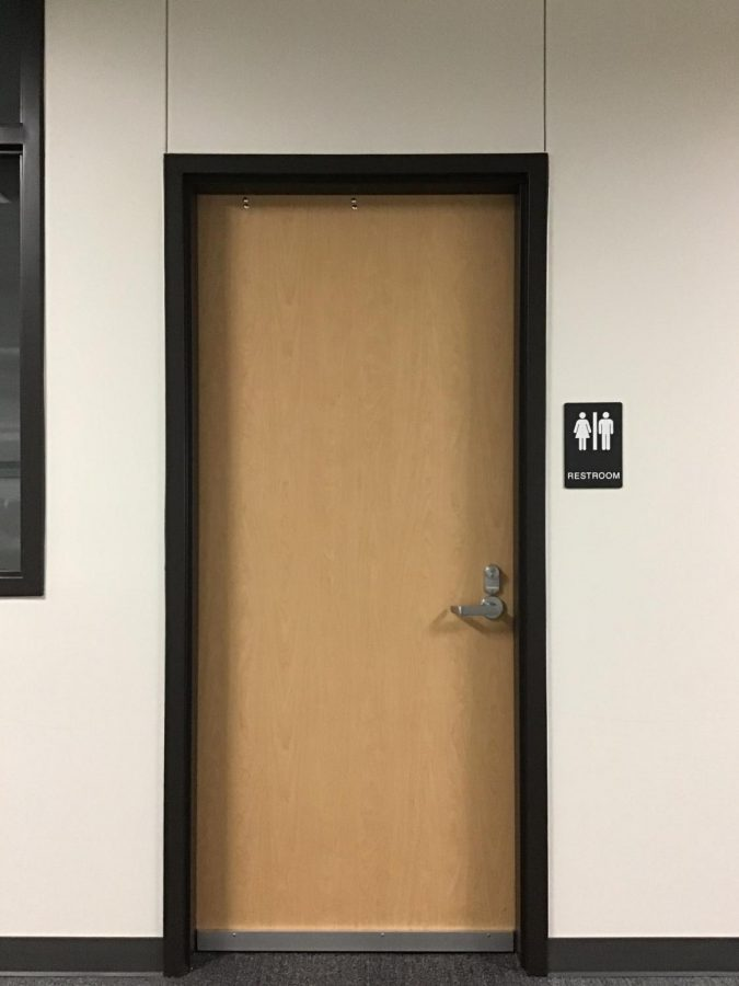 Why Are The Unisex Bathrooms Being Locked?