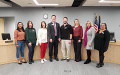 New Board of Education Members