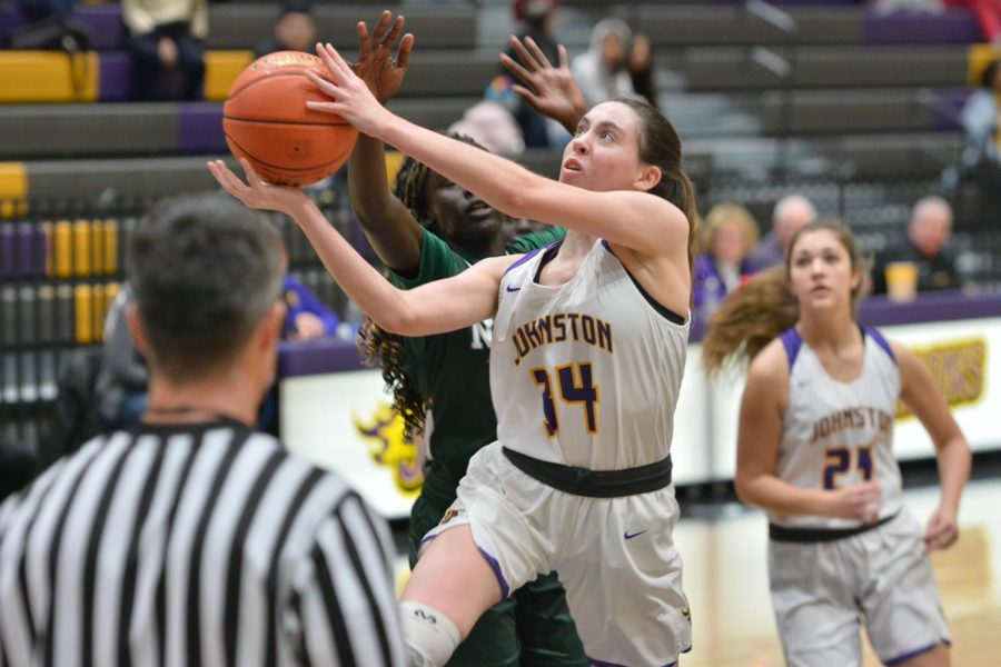 Johnston girls crush North at home, Boys win with a graceful lead