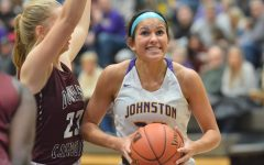 Boys and Girls Basketball go head to head with Dowling Catholic