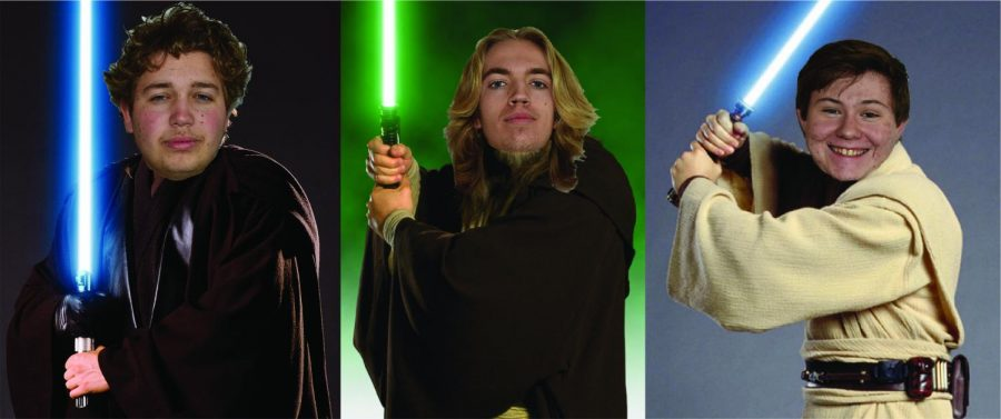 Charlie, Cameron, and Collin Grade the Star Wars Movies: Prequel Edition