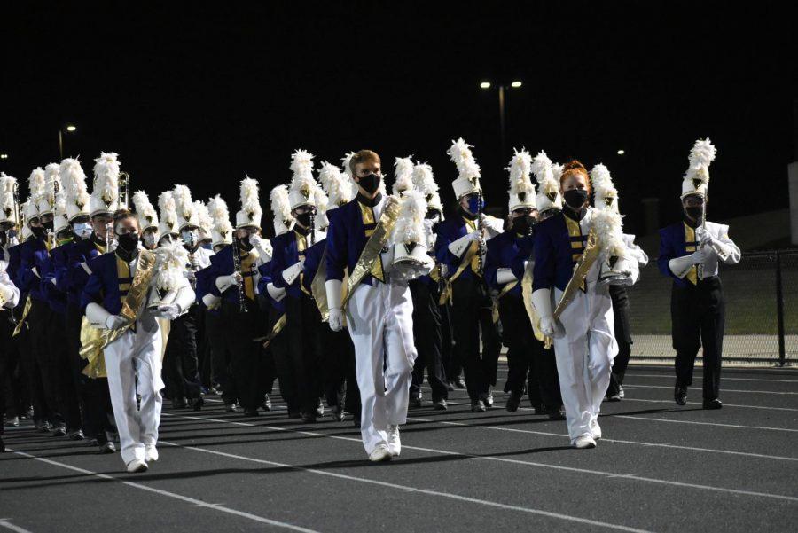 Marching Band End of Season Showcase