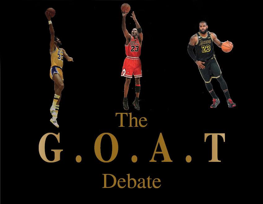 The G.O.A.T Debate