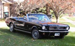 The gen 1 Mustang.