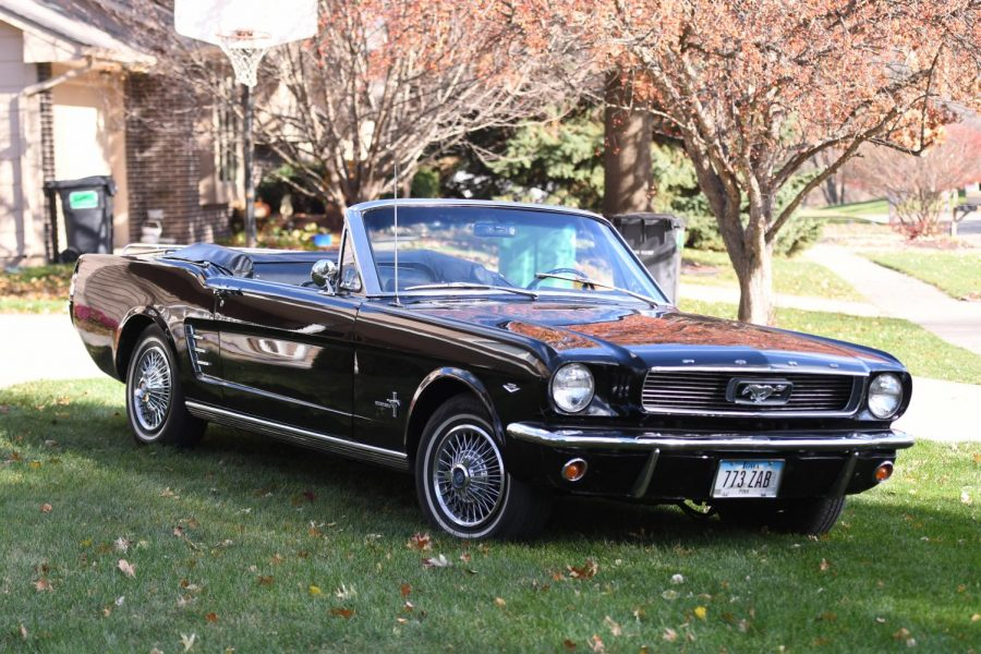 The+gen+1+Mustang.