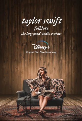 "Taylor Swift's ""Folklore"" on Disney+"