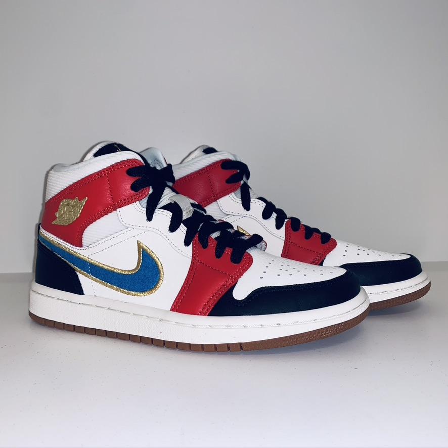 Air Jordan 1 'Let(Her)Man'